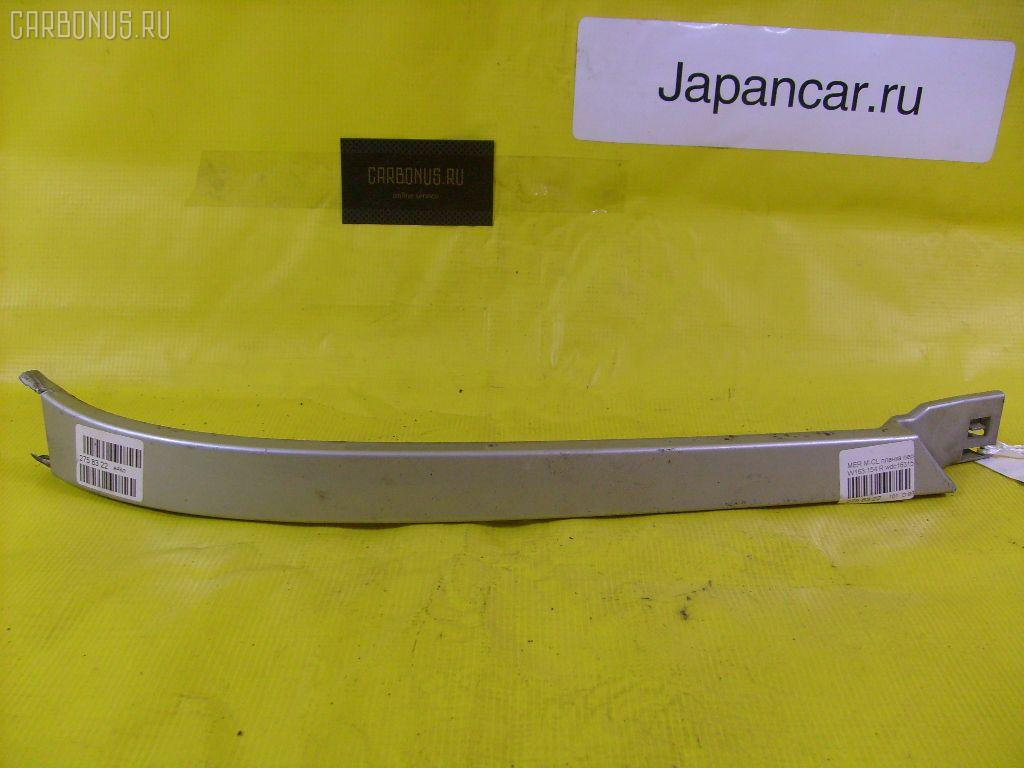 Планка передняя MERCEDES-BENZ M-CLASS W163.154. Фото 1