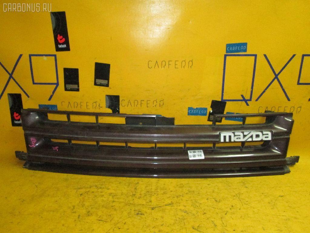 Решетка радиатора Mazda Mpv LVEW Фото 1