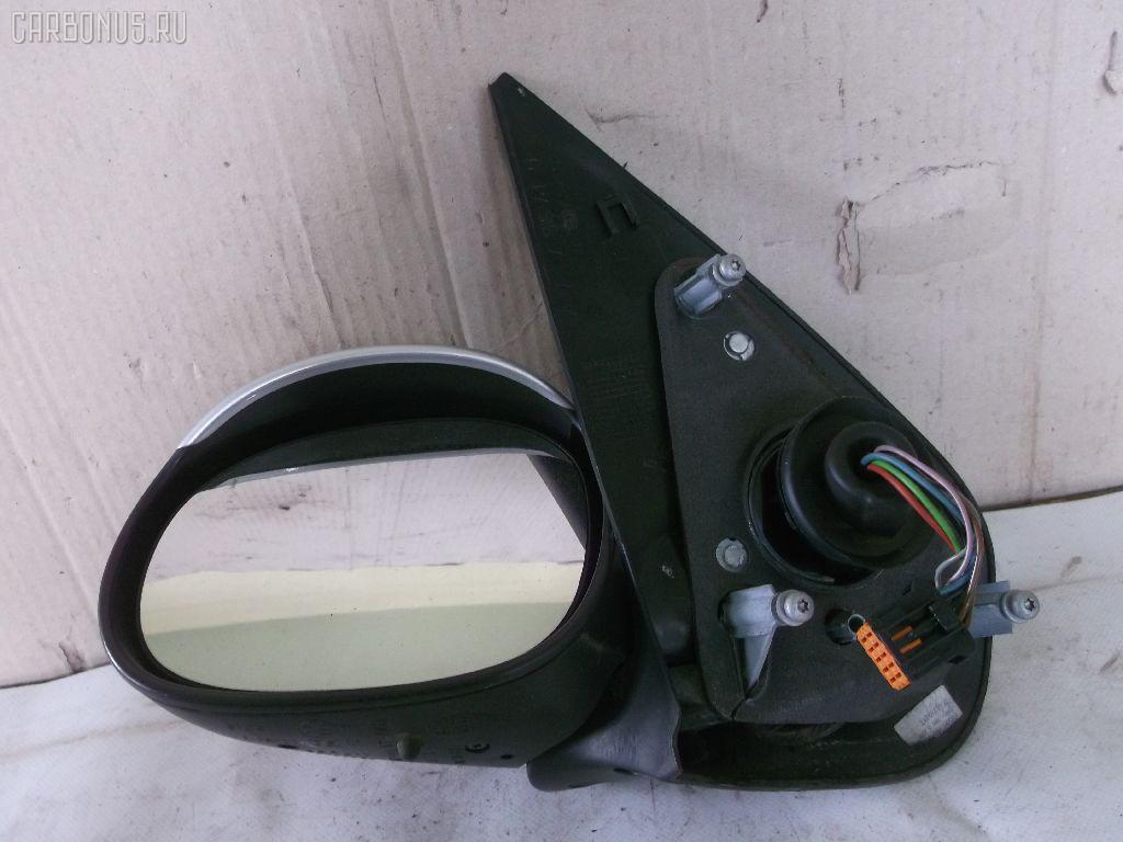 Зеркало двери боковой PEUGEOT 206 2AKFW Фото 4
