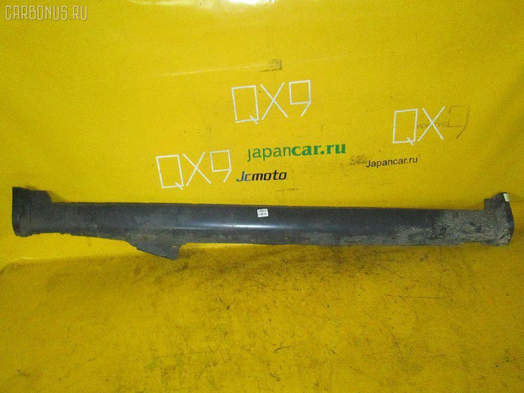 Порог кузова пластиковый ( обвес ) AUDI ALLROAD QUATTRO 4BBESF Фото 1