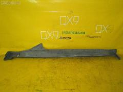 Порог кузова пластиковый ( обвес ) AUDI ALLROAD QUATTRO 4BBESF Фото 2