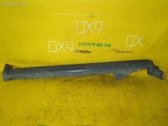 Порог кузова пластиковый ( обвес ) AUDI ALLROAD QUATTRO 4BBESF Фото 3