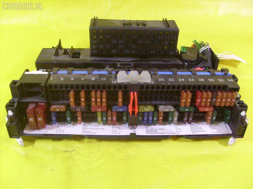 Блок предохранителей BMW 3-SERIES E46-AN92 M43-194E1 Фото 1