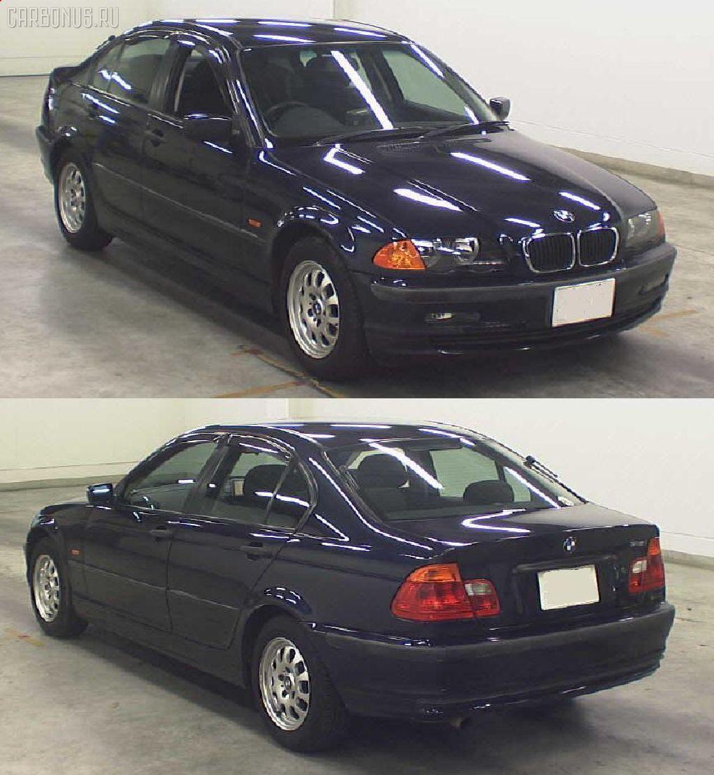 Дефлектор BMW 3-SERIES E46-AN92 Фото 2