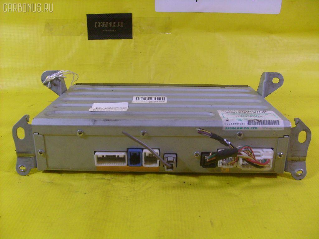 Навигация TOYOTA KLUGER V ACU25W 2003 86841-52020 4WD 5D Фото 2