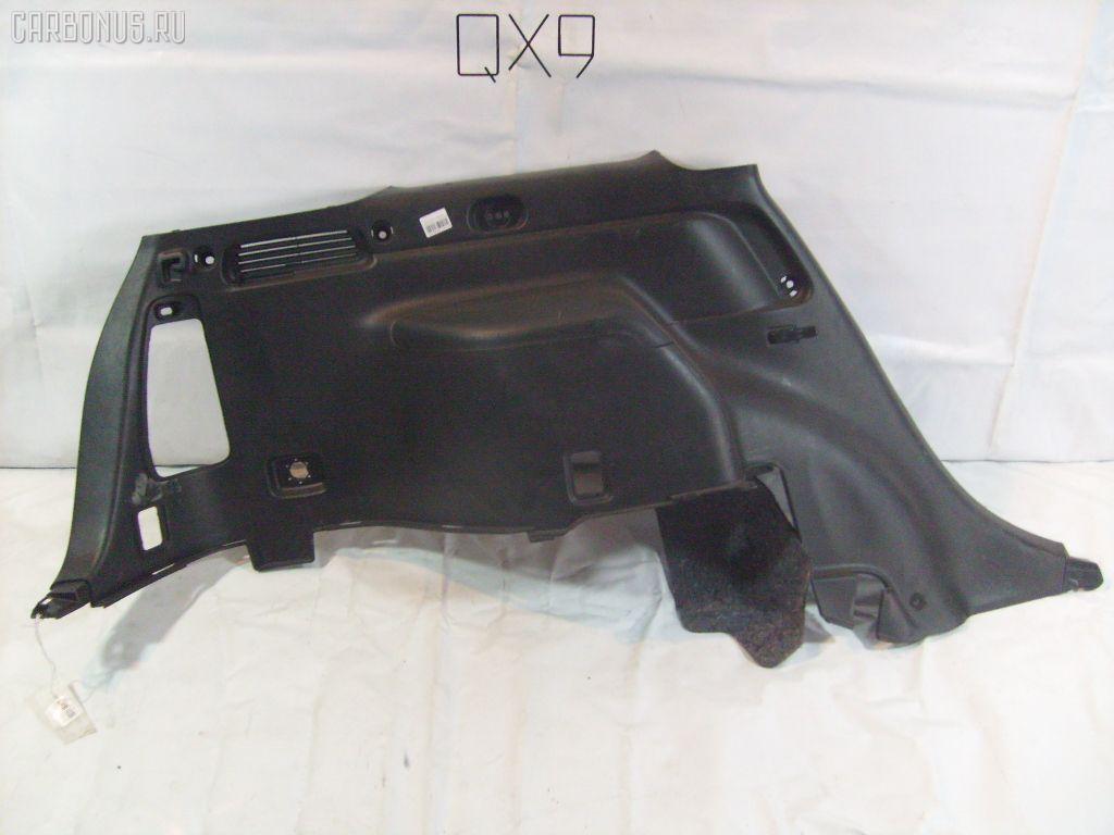 Обшивка багажника TOYOTA KLUGER ACU25W Фото 1