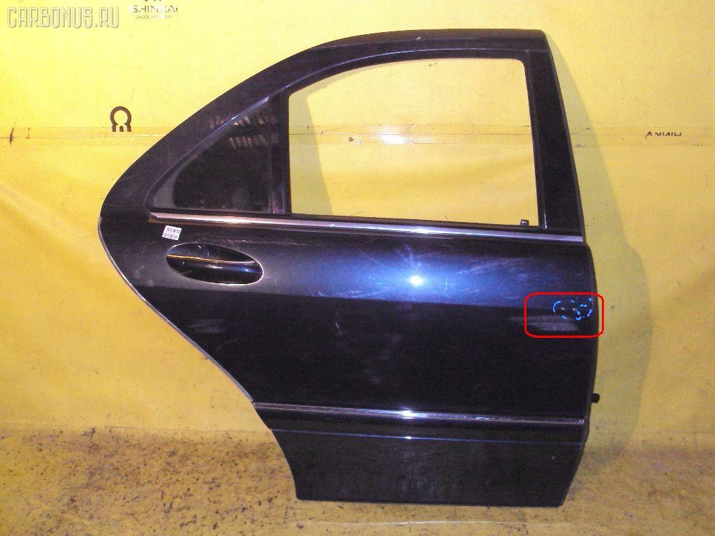Дверь боковая Mercedes-benz S-class W220.070 Фото 1