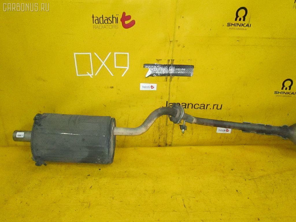 Глушитель HONDA CR-V RD5 K20A. Фото 2