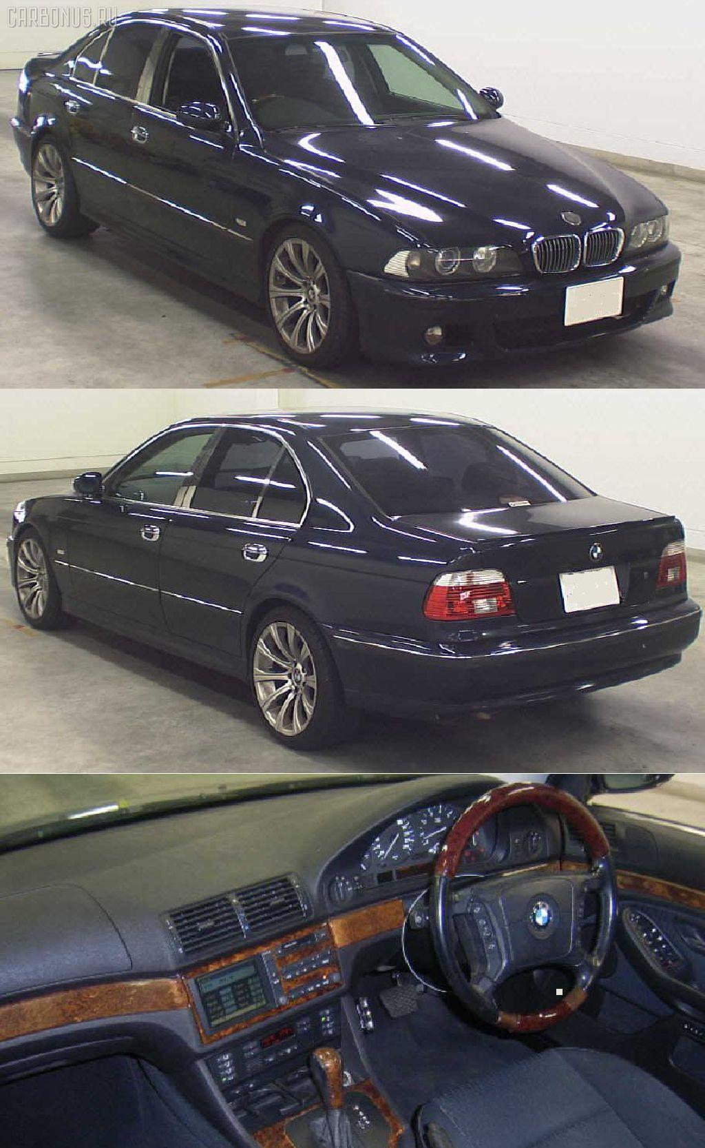 Консоль КПП BMW 5-SERIES E39-DM42 Фото 2
