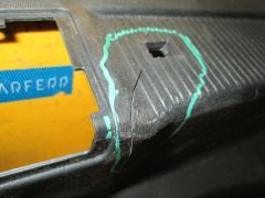 Накладка на порог салона Mercedes-benz C-class W203.061 Фото 1