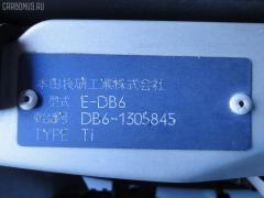 Переключатель поворотов HONDA INTEGRA DB6 Фото 4