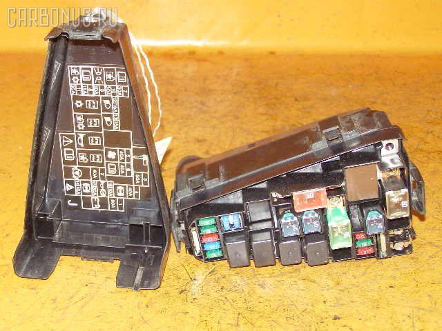 Блок предохранителей HONDA FIT GD1 L13A Фото 1.