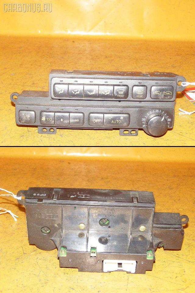 Блок управления климатконтроля TOYOTA MARK II GX90 1G-FE Фото 1