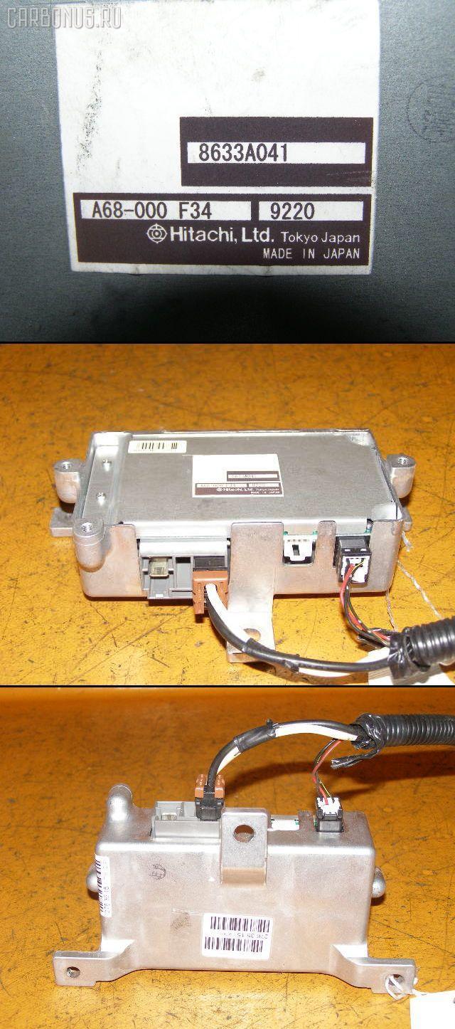 Блок управления электроусилителем руля MITSUBISHI COLT Z25A 4G19. Фото 1