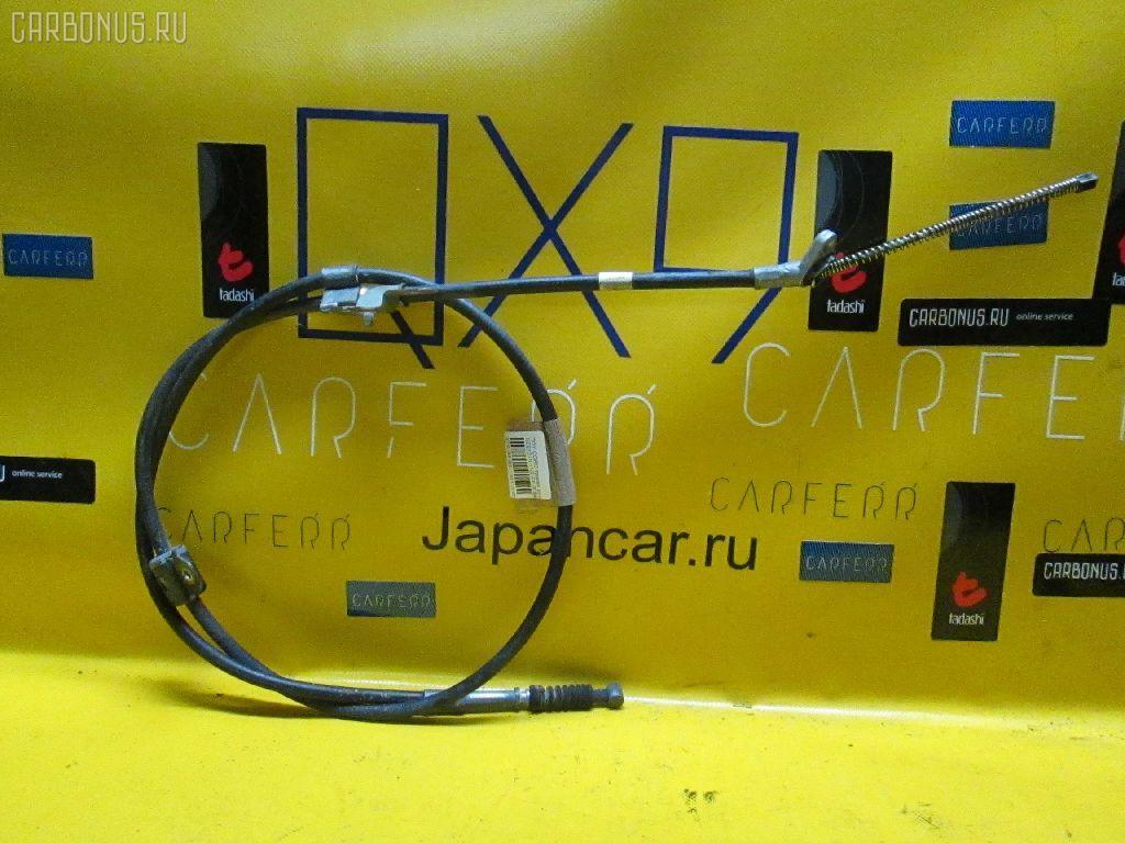 Тросик стояночного тормоза TOYOTA COROLLA SPACIO NZE121N 1NZ-FE Фото 1