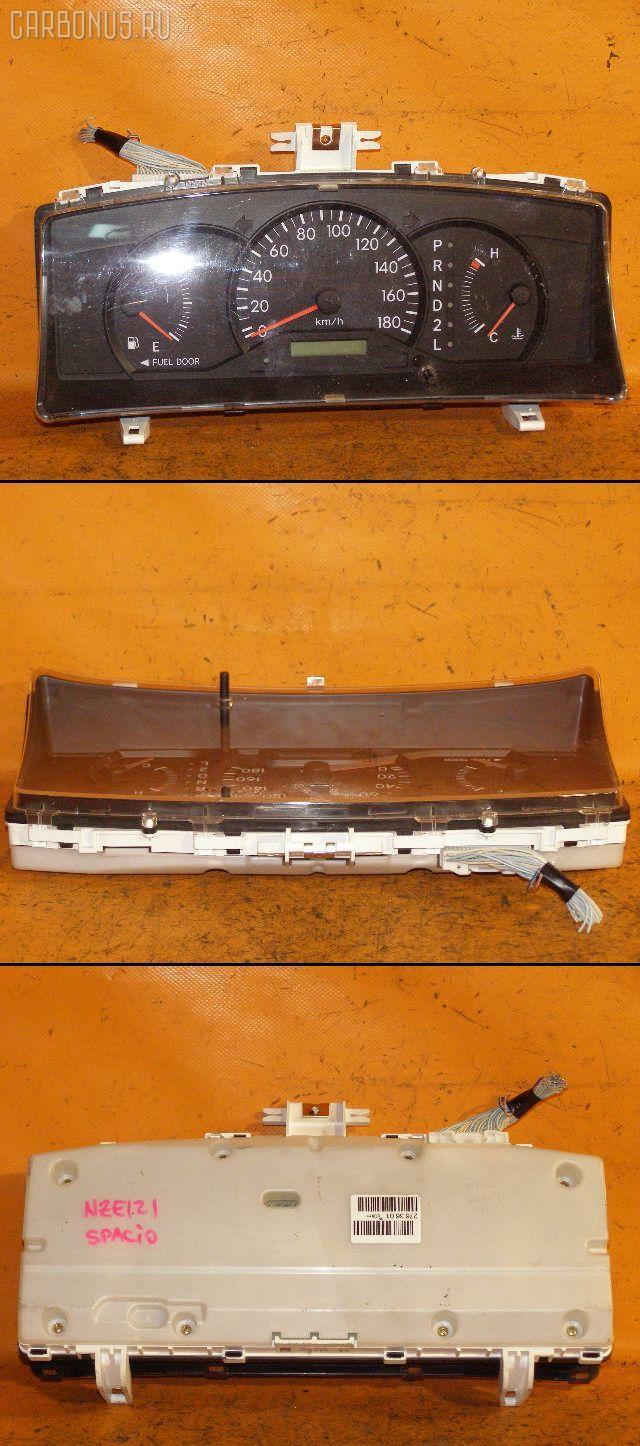 Спидометр TOYOTA COROLLA SPACIO NZE121N 1NZ-FE Фото 1