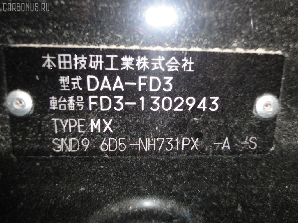 Глушитель HONDA CIVIC FD3 LDA Фото 4