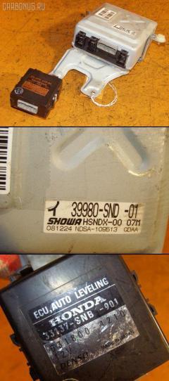 Блок управления электроусилителем руля HONDA CIVIC FD3 LDA Фото 1