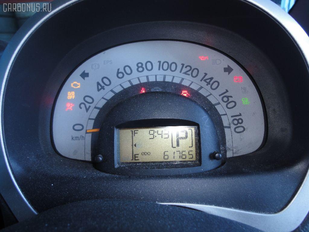 Блок управления климатконтроля TOYOTA PASSO QNC10 K3-VE Фото 6