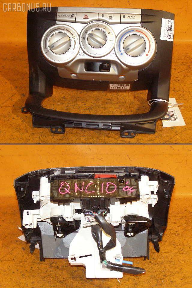 Блок управления климатконтроля Toyota Passo QNC10 K3-VE Фото 1