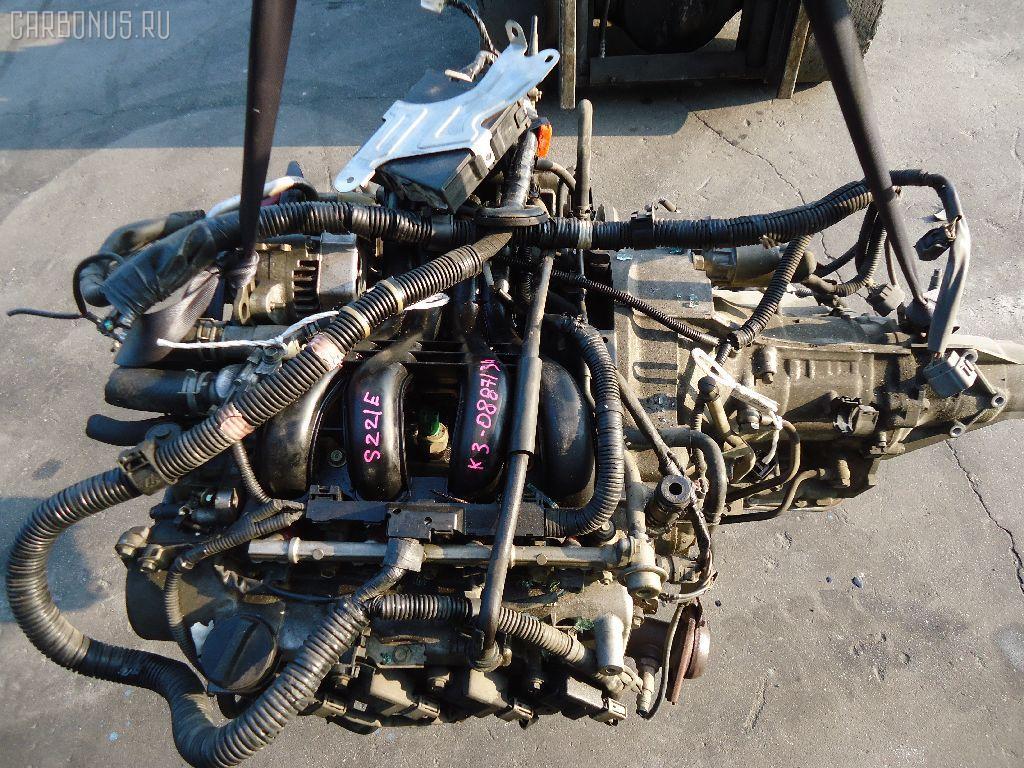 Ремень безопасности TOYOTA SPARKY S221E K3-VE Фото 5