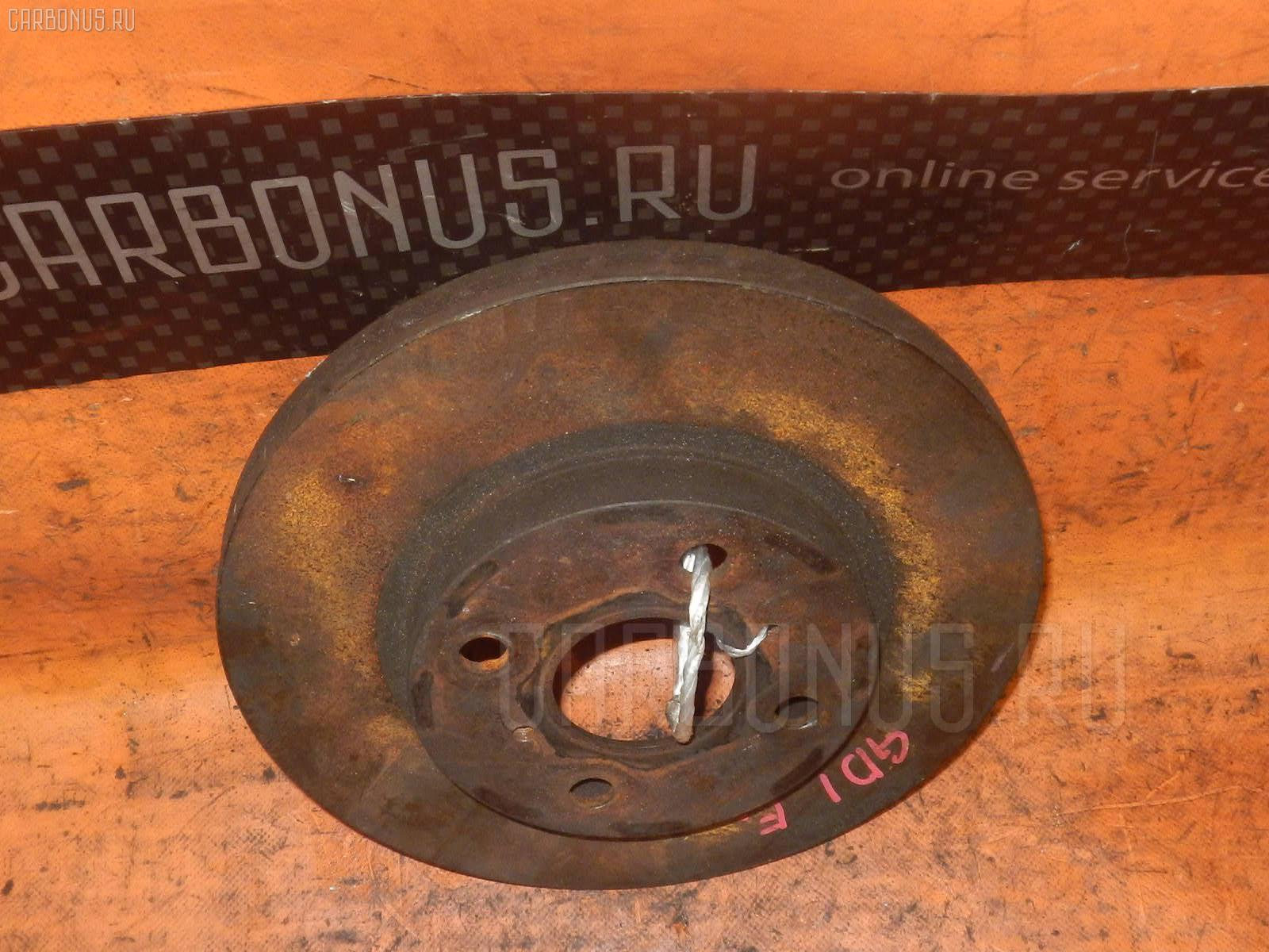 Тормозной диск Фото 1