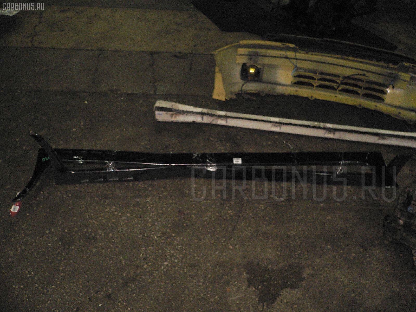 Порог кузова пластиковый ( обвес ) TOYOTA FUNCARGO NCP20 Фото 1