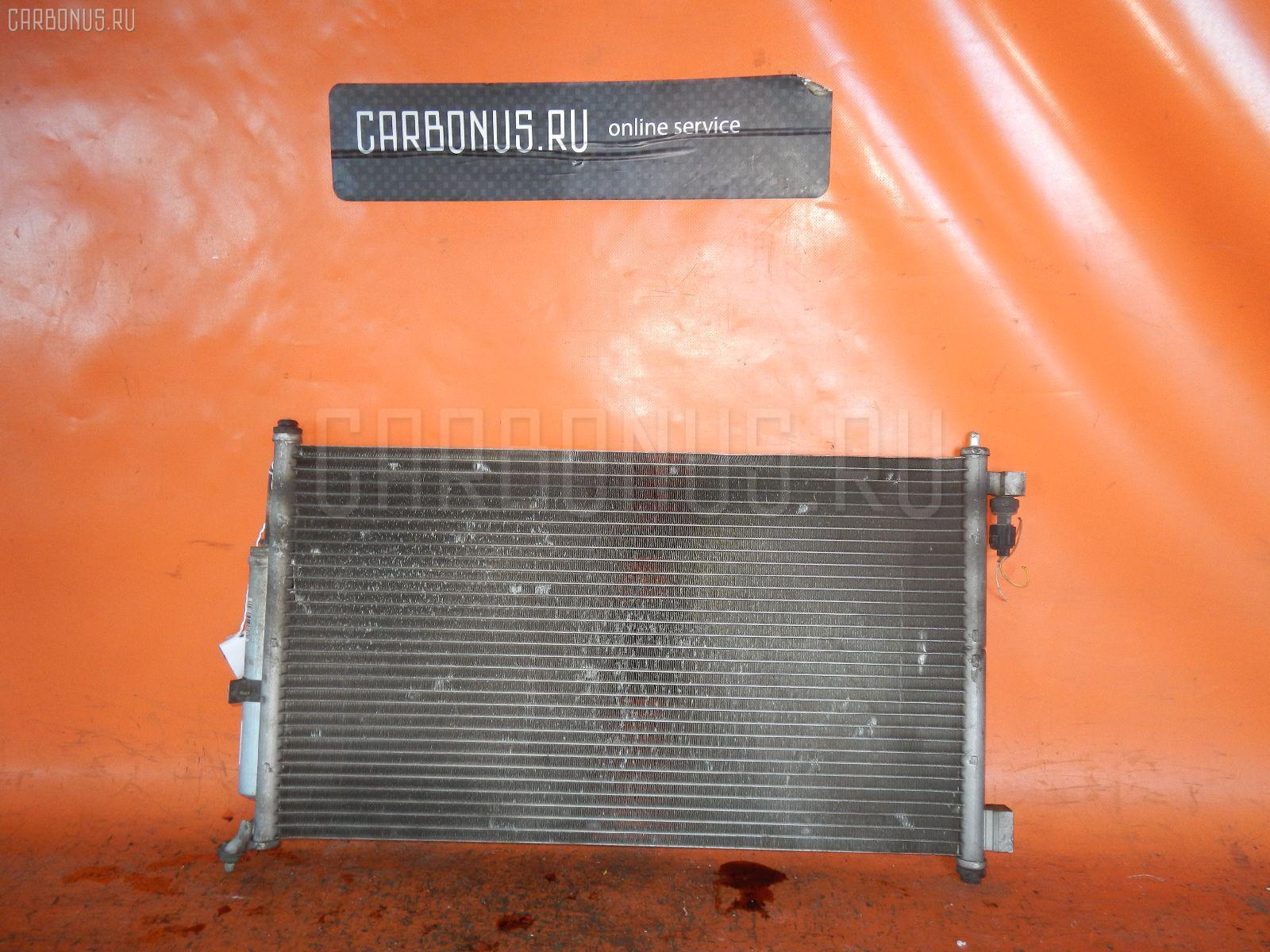Радиатор кондиционера NISSAN MARCH AK12. Фото 4