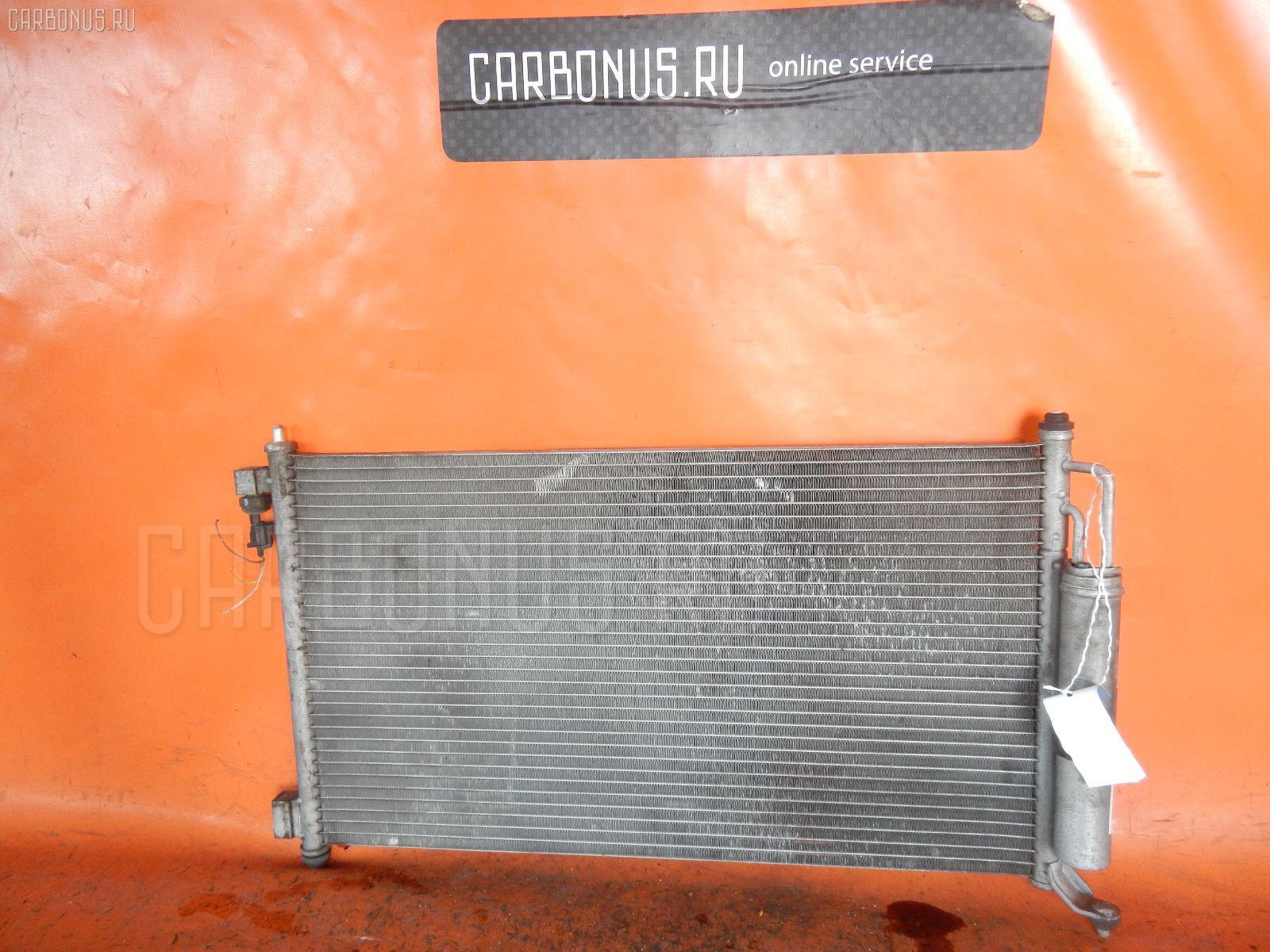 Радиатор кондиционера NISSAN MARCH AK12. Фото 5
