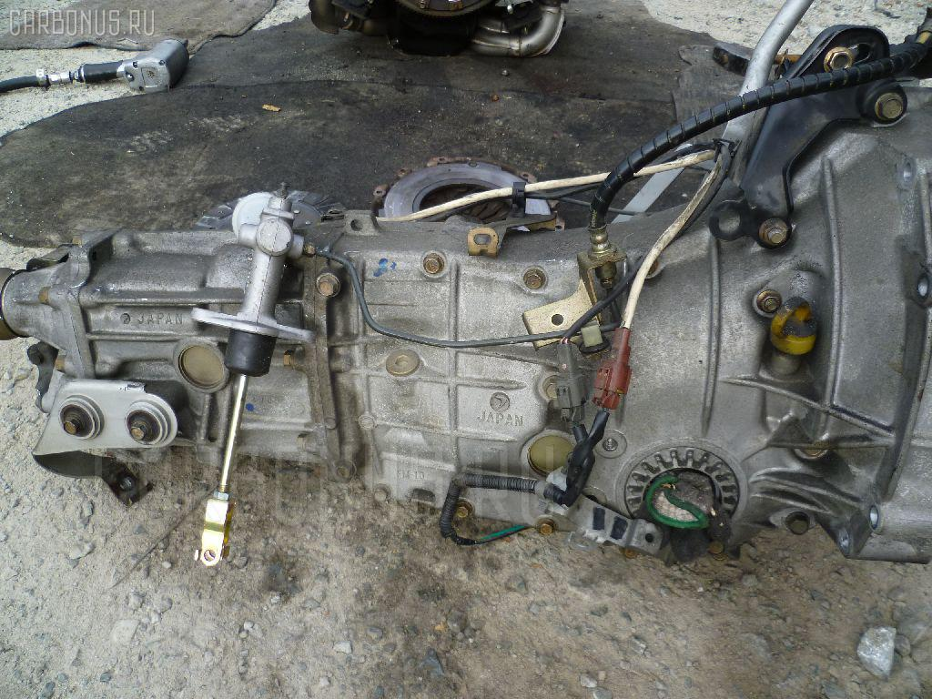КПП механическая SUBARU LEGACY BP5 EJ204 Фото 3