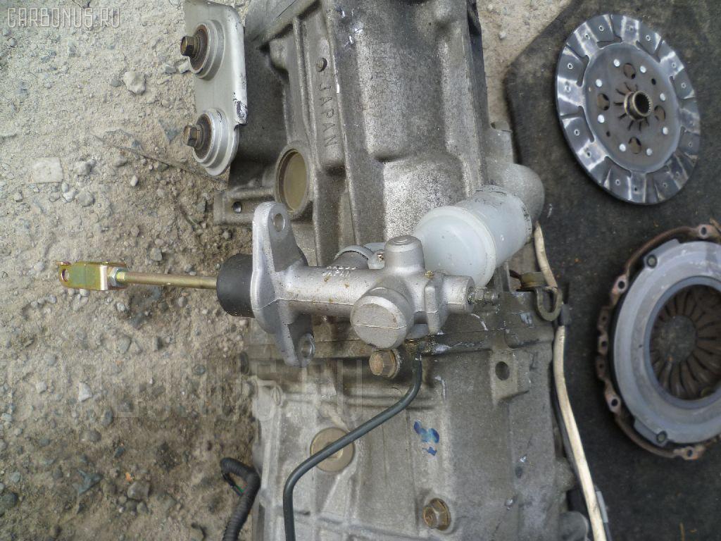 КПП механическая SUBARU LEGACY BP5 EJ204 Фото 5