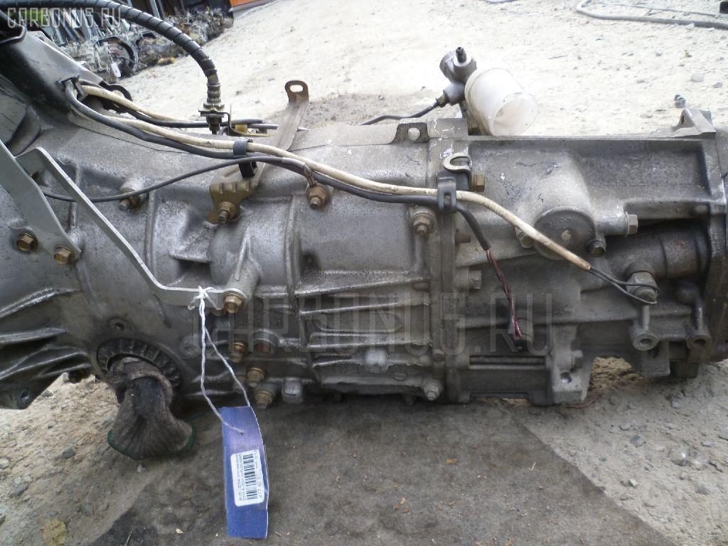 КПП механическая SUBARU LEGACY BP5 EJ204 Фото 6