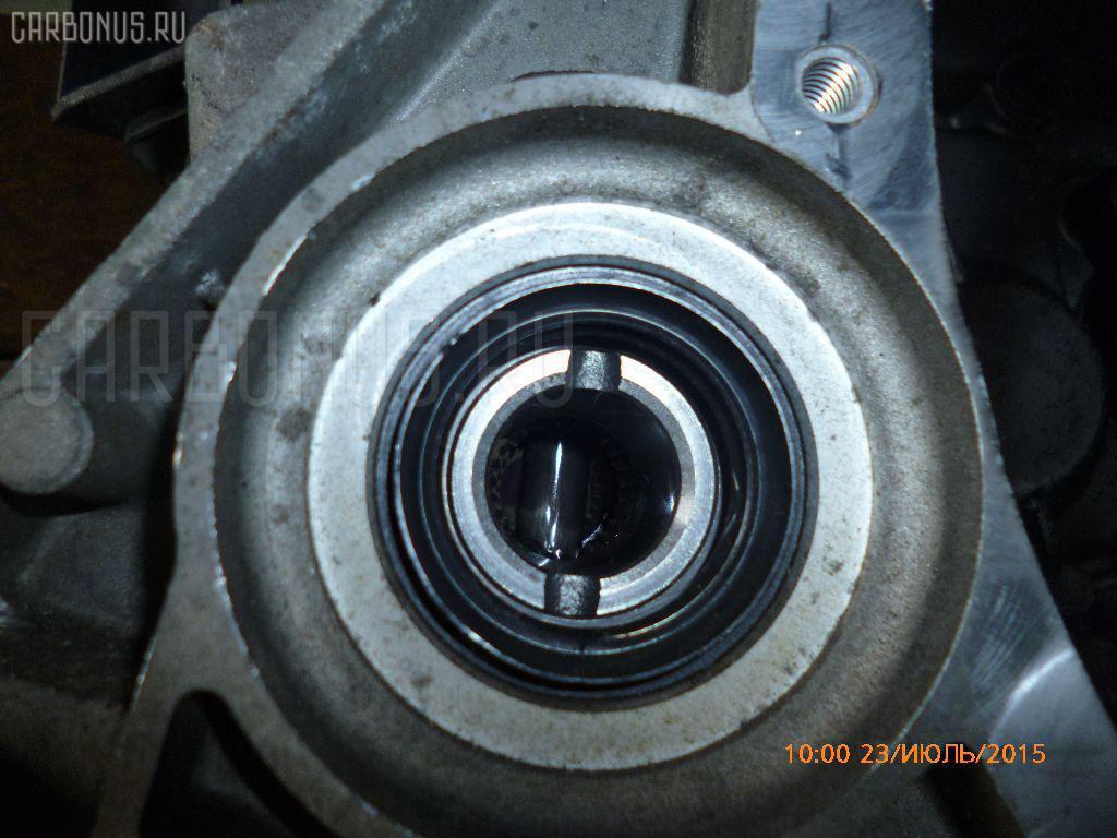 КПП механическая NISSAN MARCH AK12 CR12DE Фото 3