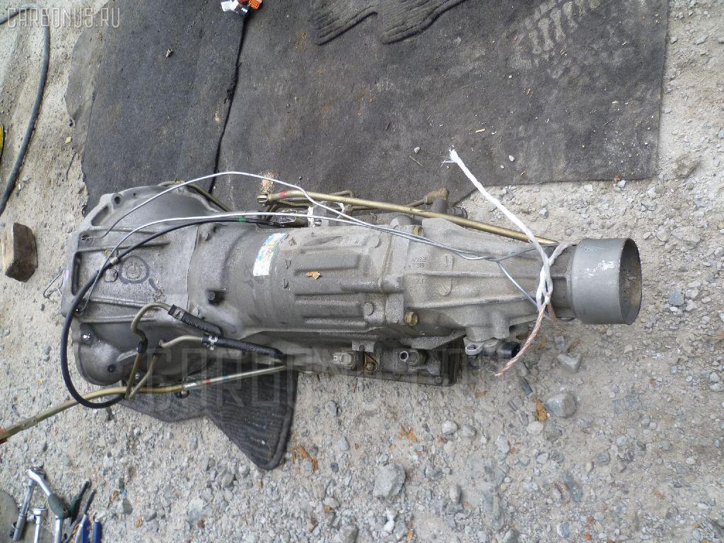 КПП автоматическая TOYOTA CROWN GS151 1G-FE. Фото 8