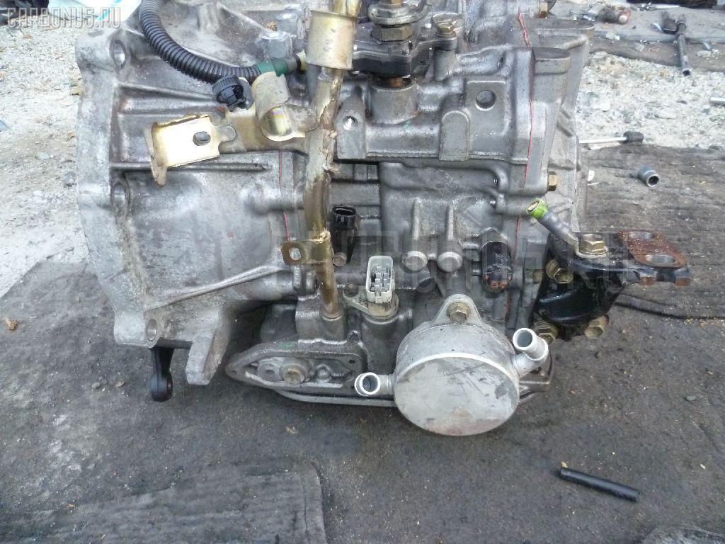 КПП автоматическая TOYOTA VITZ SCP13 2SZ-FE. Фото 10