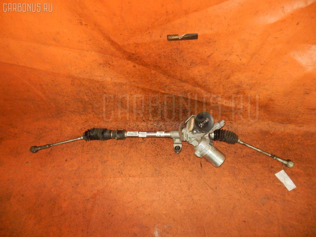 Рулевая рейка SUZUKI SWIFT ZC71S K12B. Фото 5