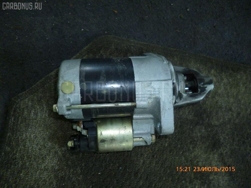 Двигатель HONDA ACTY HH6 E07Z-T Фото 5
