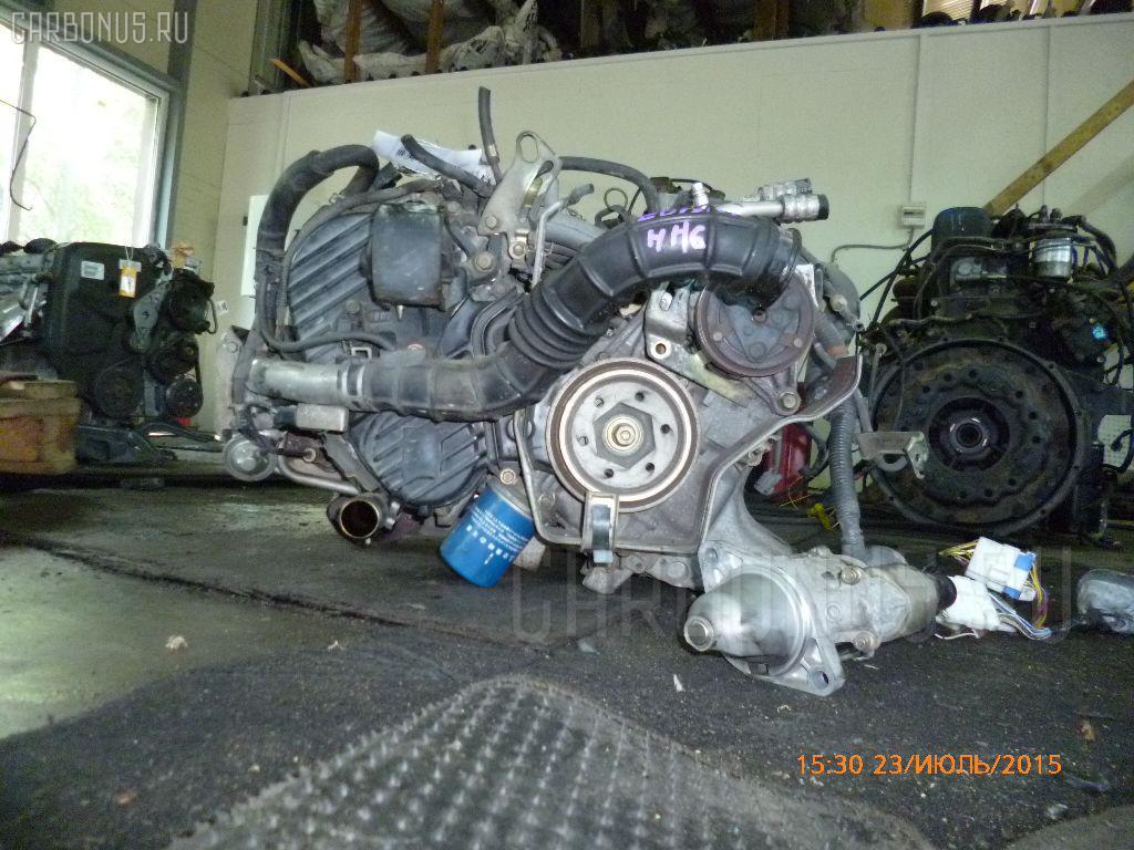 Двигатель HONDA ACTY HH6 E07Z-T Фото 7