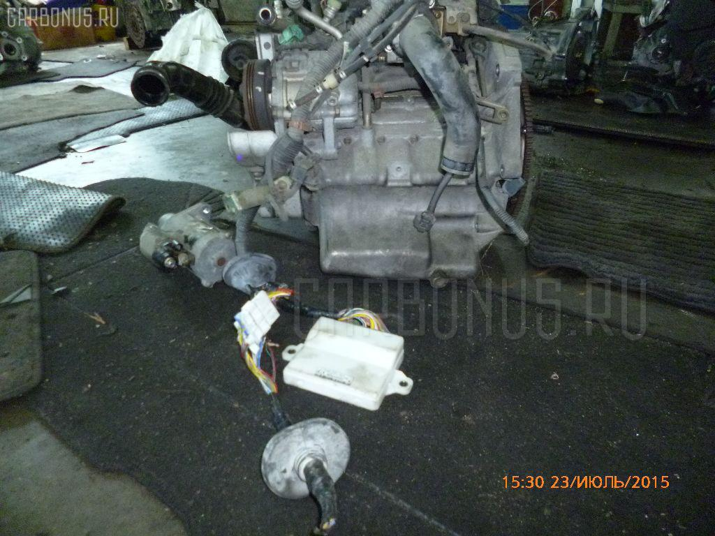 Двигатель HONDA ACTY HH6 E07Z-T Фото 10