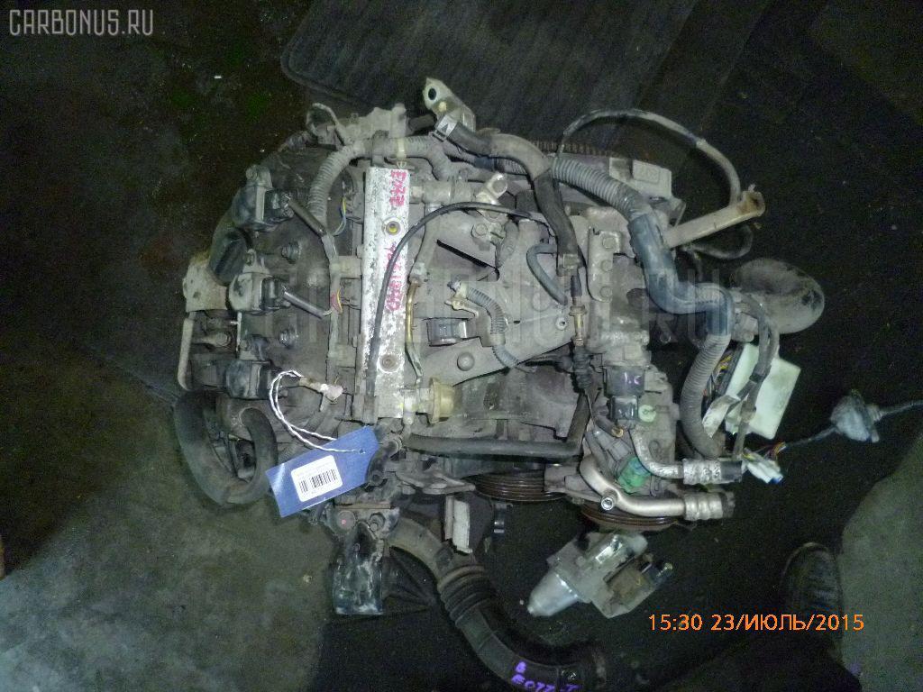 Двигатель HONDA ACTY HH6 E07Z-T Фото 12