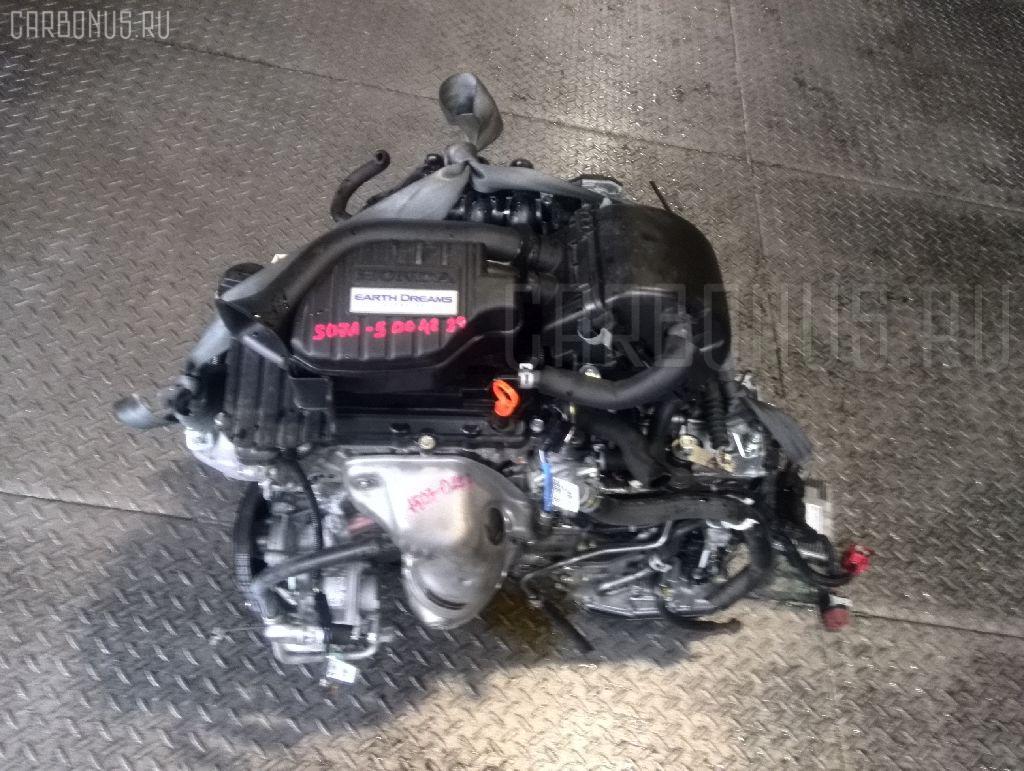 Двигатель HONDA N-ONE JG1 S07A Фото 6