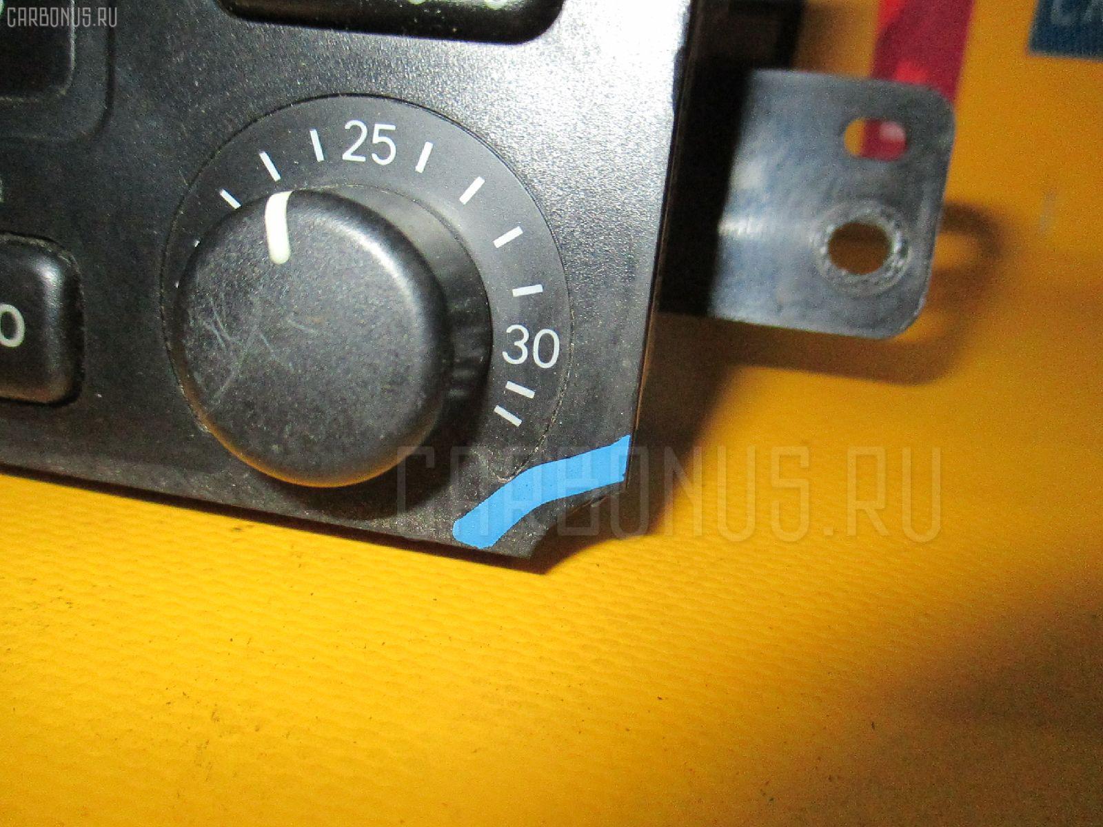 Блок управления климатконтроля TOYOTA CORONA PREMIO ST210 3S-FSE. Фото 7