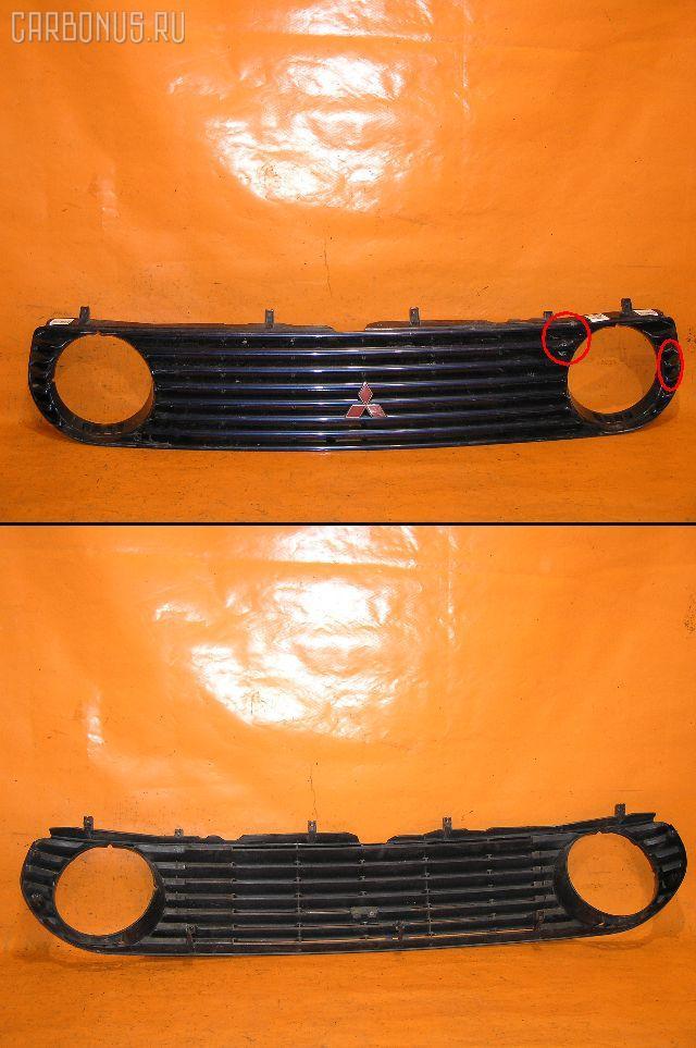 Решетка радиатора MITSUBISHI PAJERO MINI H51A Фото 1