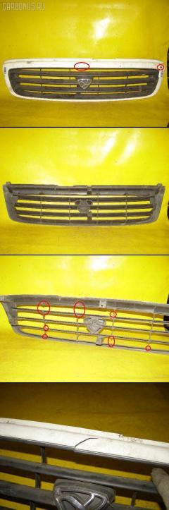 Решетка радиатора MAZDA MPV LV5W Фото 1