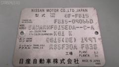 Решетка радиатора NISSAN SUNNY FB15 Фото 4