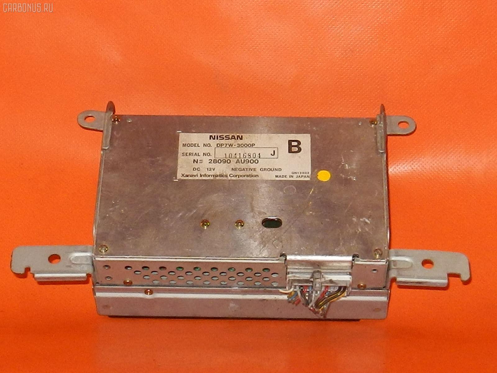 Дисплей информационный Nissan Primera wagon WTP12 Фото 1