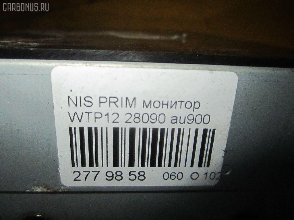 Дисплей информационный NISSAN PRIMERA WAGON WTP12 Фото 11