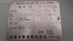 Балка под ДВС Nissan Wingroad WFY11 QG15DE Фото 7