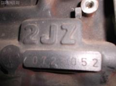 Радиатор кондиционера TOYOTA CROWN JZS155 2JZ-GE Фото 7