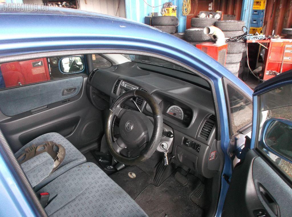Тросик на коробку передач NISSAN MOCO MG21S K6A Фото 3